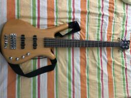 Baixo Warwick Rock bass corvette comprar usado  Vila Velha