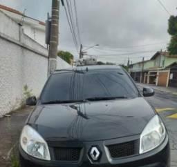 Renault sandero vibe hi-flex 1.6 8v 5p - 2010