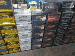 Baterias novas para entregas duracar baterais