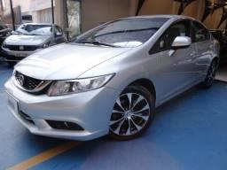 Civic 2.0 Lxr 16v Flex 4p Aut * aceito Troca * Financio
