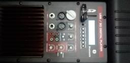 Equipamentos de som novos e usados