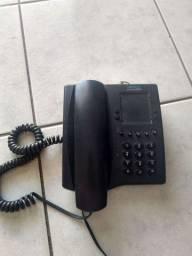 Aparelho de telefone fixo, apenas 30,00 reais