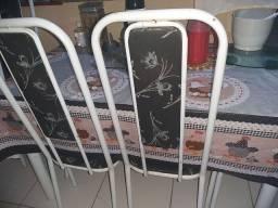 Messa 6 cadeiras