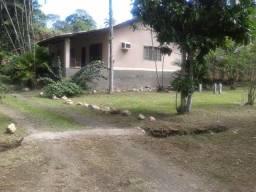 JCI - Lindo Sitio 4000m² 3Qts piscinão churr(Ac. CEF) 200m Rodovia Rio do Ouro