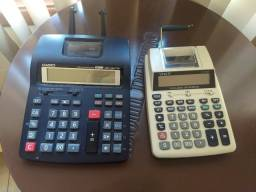 Calculadora De Mesa Casio HR-150TM Com Impressão