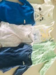 Body bebê RN