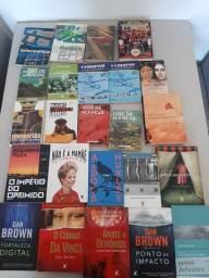 Livros diversos à partir de R$1,00