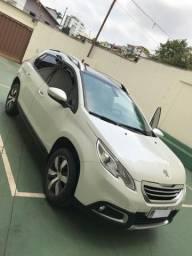 Peugeot 2008 Griffe Automático! ÚNICO DONO 2016/16