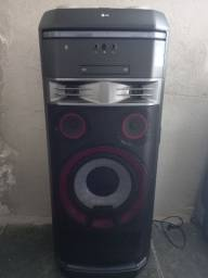 Mini system LG tipo torre Som