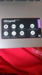 Vendo notebook Lenovo novo sem marcas de uso .. apenas algumas meses de uso