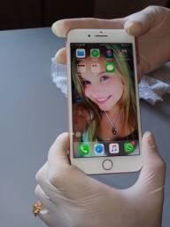 Phone 8 Plus 64gb branco Rose