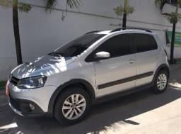 Vw - Volkswagen Crossfox 1.6 2014. Único Dono!!