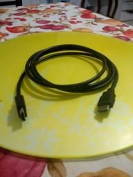 Cabo HDMI 10 reais
