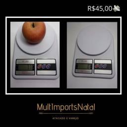 Balança Digital De Precisão Cozinha 1g a 10kg Nutrição E Dieta