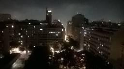 Copacabana a 50 metros de Ipanema. Linda cobertura com vista panorâmica