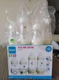Mamadeira anti-colica MAM