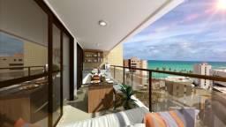 Apartamento na Jatiuca com varanda gourmet
