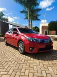 Toyota Corolla XEI 2017, única dona!