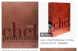 Chef profissional chega nas propostas