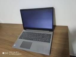 """Notebook Lenovo Core i5 oitava geração Memória 8Gb HD 1Tb Tela 15.6"""""""
