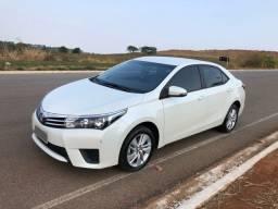 Corolla GLI 2017 com 22 Mil km rodados