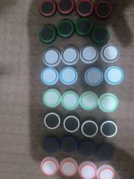 Revestimento de botões analógicos(grips) 3 por 10