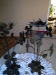 Castiçais  de mesa