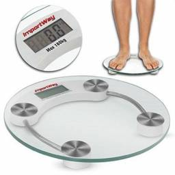 Balança de Vidro 180kg