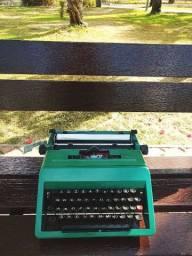 Sucesso nos anos 60 Maquina de datilografia antiga - antiguidade