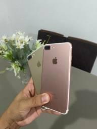 IPhone 7 Plus NOVO EM ESTADO DE ZERO