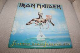 Lp do Iron Maiden - Seventh Son Of A Seventh Son