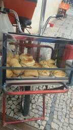 Vendo bicicleta  de lanche
