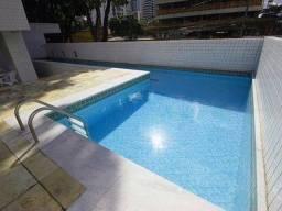 024L - Apartamento tipo flat para alugar, 1 quarto, * Mobiliado, próximo à Jaqueira
