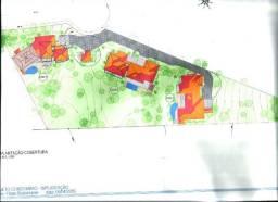 Buzios terreno com projeto 3 casas