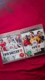 FIFA 11 E 12 PS3