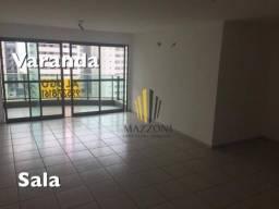 Apartamento em Setubal   Edf. Hilson Azevedo Mota   169m²   4 Quartos (suítes)   Varanda  