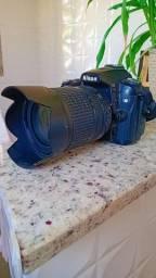 Câmera profissional Nikon D90