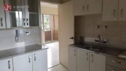 Apartamento para locação com 1 suíte e 2 quartos no Centro em Cascavel - PR