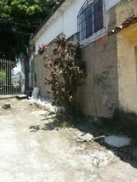 Casa na praça seca