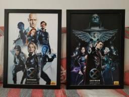 X-Men e Liga da Justiça