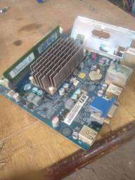 Placa mãe AMD xeon DDR3