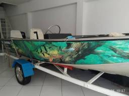 Barco leve forte marfin 5.5