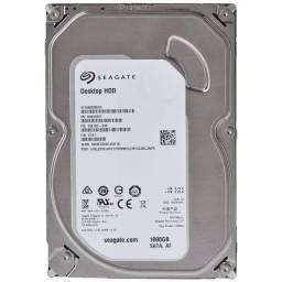Hd 1tb Sata 3 Seagate 3.5 P/ Dvr Pc Desktop Envio Imediato!