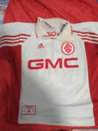 Camiseta internacional 1998 branca