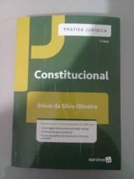 Livro prática jurídica direito constitucional
