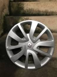 Calotas originais Renault aro 15
