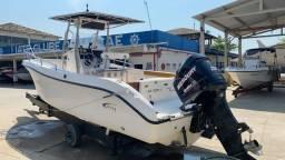 Lancha fishing 265 Mercury Optimax 225hp