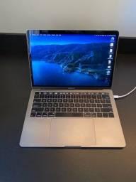 Macbook Pro 2017 Com Touchbar 13?, 512 SSD