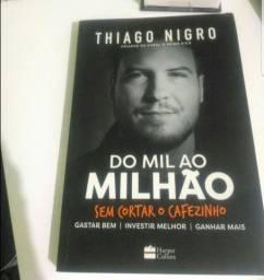 Do mil ao milhão - Livro novo