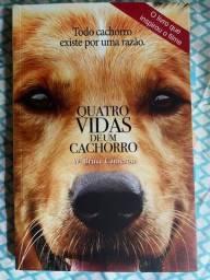 Livro Quatro vidas de um cachorro